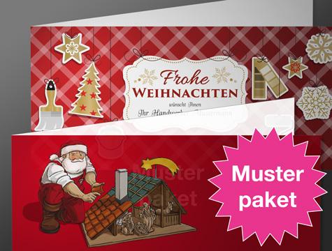 Kostenlose muster weihnachtskarten werbung reklame - Kostenlose weihnachtskarten ...